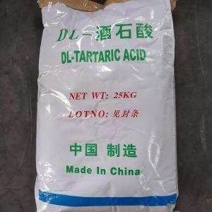 Tổng quan về hóa chất Axit Tartaric (C4H6O6) – Tartaric Acid