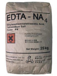 Hoá chất EDTA là gì? Bao gồm những loại nào? Ứng dụng trong công nghiệp hoá chất như thế nào?
